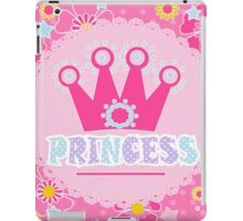"""For the little Princess. From the series """"Gifts for kids"""" .  iPad Case/Skin"""
