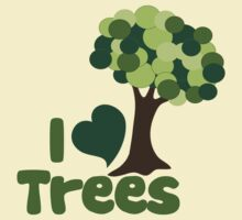 I love trees by Boogiemonst