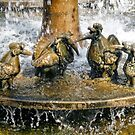fountain in Neustadt by globeboater