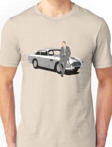 """Bond.... James Bond"" Unisex T-Shirt"