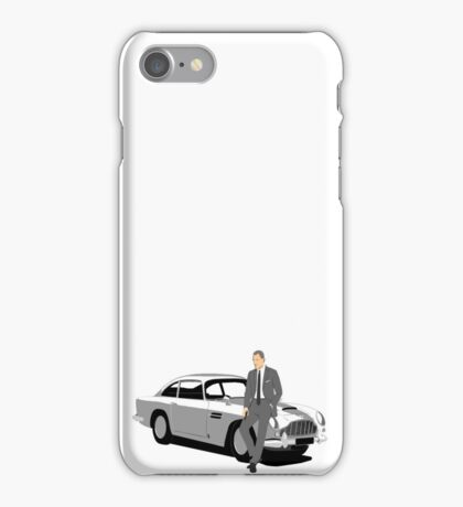 """Bond.... James Bond"" iPhone Case/Skin"