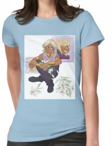Yu-Gi-Oh! - Marik Ishtar Womens Fitted T-Shirt