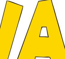 Wah Waluigi Voice Sticker