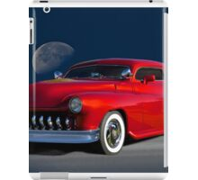 1951 Mercury Custom 'Midnight Ride' iPad Case/Skin
