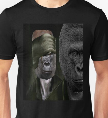 KUMBUKA THE GOVERNOR HARAMBE RICK Unisex T-Shirt