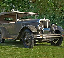 1926 Franklin Sport Touring Series 11 A by DaveKoontz