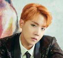 BTS Wings - J-Hope Sticker