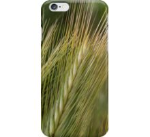 ear in the meadow iPhone Case/Skin