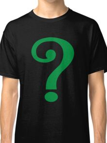 Riddle Classic T-Shirt
