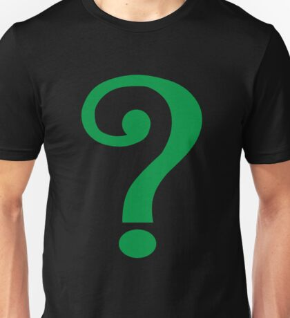 Riddle Unisex T-Shirt