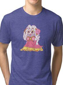 Jynx Popmuerto   Pokemon & Day of The Dead Mashup Tri-blend T-Shirt