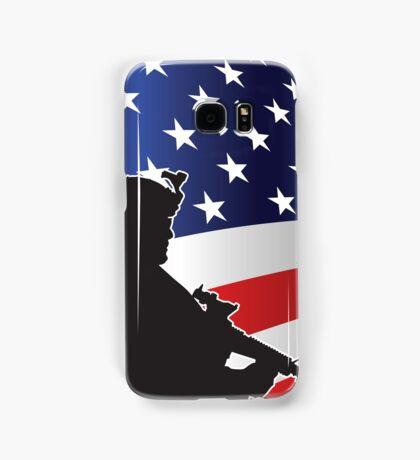 USA PATRIOT Samsung Galaxy Case/Skin