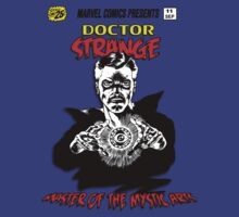 Dr Strange Cover Shirt by calefiction