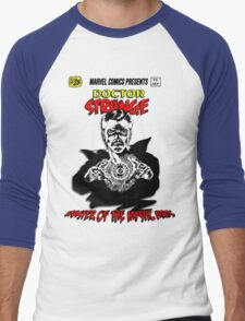 Dr Strange Cover Shirt Men's Baseball ¾ T-Shirt