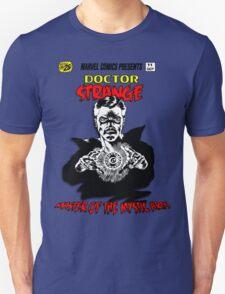 Dr Strange Cover Shirt T-Shirt