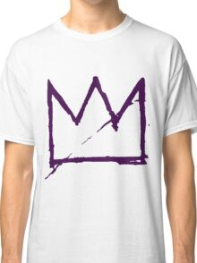 Crown (Purple) Classic T-Shirt