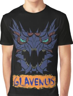 The Cutting Wyvern Graphic T-Shirt