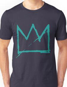Crown (Teal) Unisex T-Shirt
