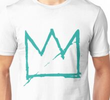 Crown (Teal) Unisex T-Shirt