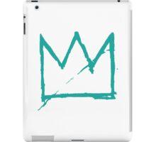 Crown (Teal) iPad Case/Skin