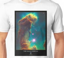 Eagle Nebula HD - Huge Print Unisex T-Shirt