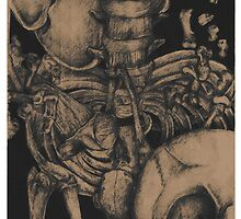 Bone Room by Fenrirhound