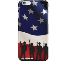 USA PATRIOT iPhone Case/Skin