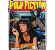 Pulp Fiction Merch iPad Case/Skin