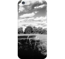 Corn Fence  iPhone Case/Skin