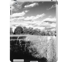 Corn Fence  iPad Case/Skin