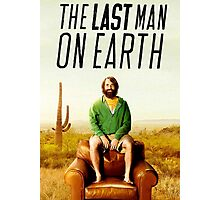 Last Man on Earth Photographic Print