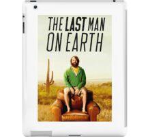 Last Man on Earth iPad Case/Skin