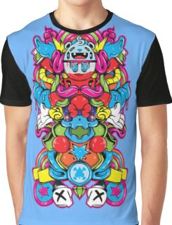 The Devil and His Candy Machine Graphic T-Shirt