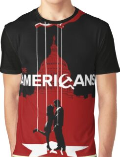 Americans Graphic T-Shirt