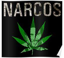 Narcos Television Series Poster