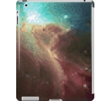 8-bit Galaxy I iPad Case/Skin
