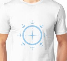 Sailor Compass Unisex T-Shirt