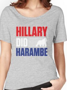 harambe bone Women's Relaxed Fit T-Shirt