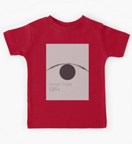 1984 - George Orwell  Kids Tee