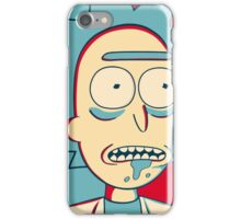 Rick & Morty - WUBBA LUBBA DUB DUB iPhone Case/Skin