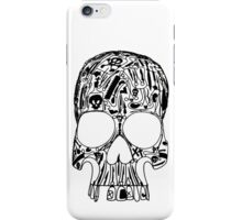 Surgical Skull iPhone Case/Skin