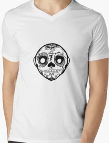 Muerta 7 Mens V-Neck T-Shirt