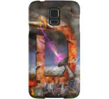 Steampunk - Alphabet - D is for Death Ray Samsung Galaxy Case/Skin