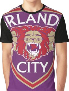 ORLANDO CITY OLD Graphic T-Shirt