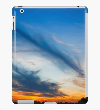 Sundown Clouds iPad Case/Skin