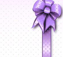 Lilac Present Bow by Medusa81