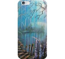 Waterfall Valley iPhone Case/Skin