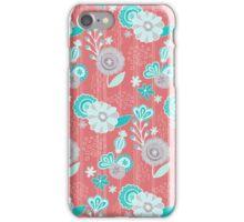 Blooms Between iPhone Case/Skin