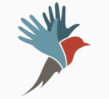 Bird a hand T-Shirt