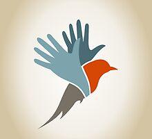 Bird a hand by Aleksander1